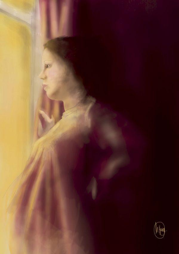 Retrato mami